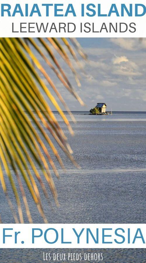 holiday on raiatea island