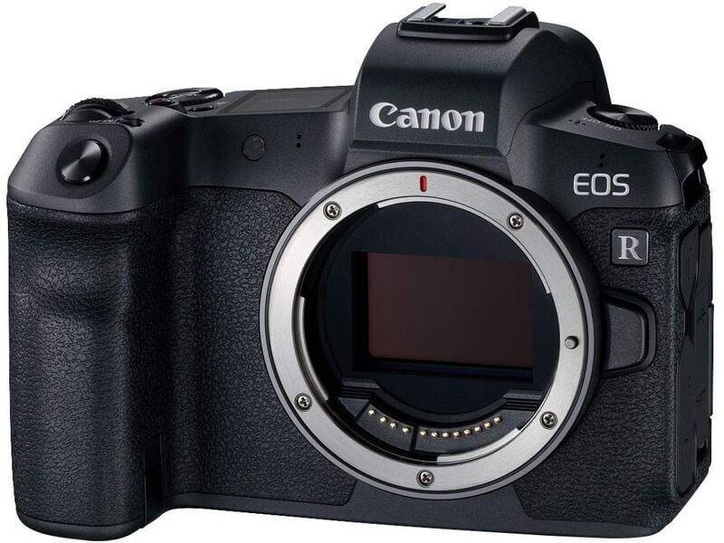 canon EOS R appareil hybride