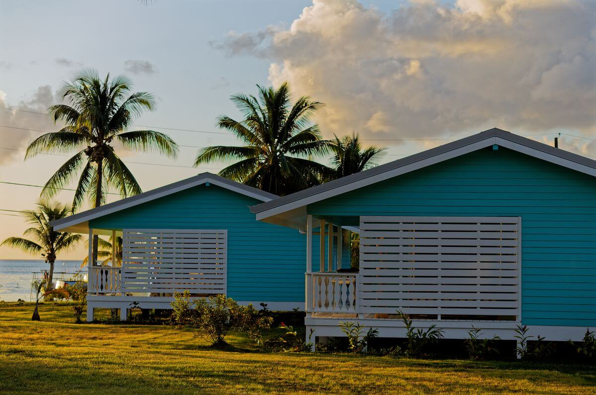 the raiatea lodge in french polynesia