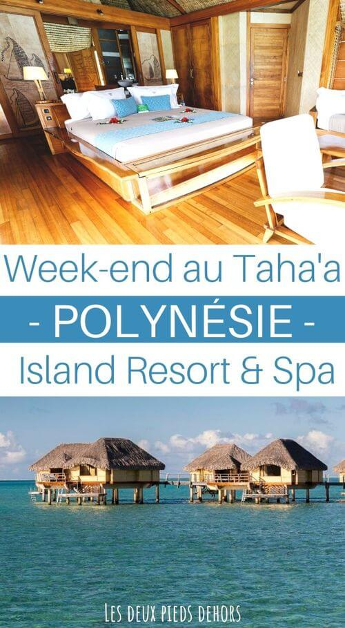 week-end au tahaa island resort and spa