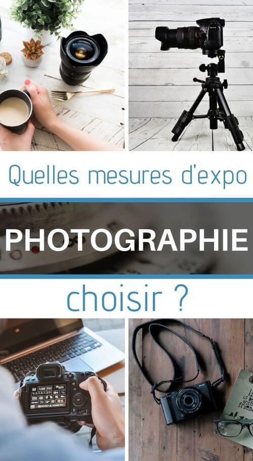 mesurer une exposition en photo