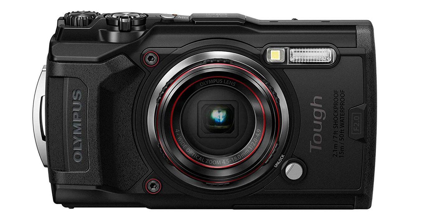 les appareils photo compact de base