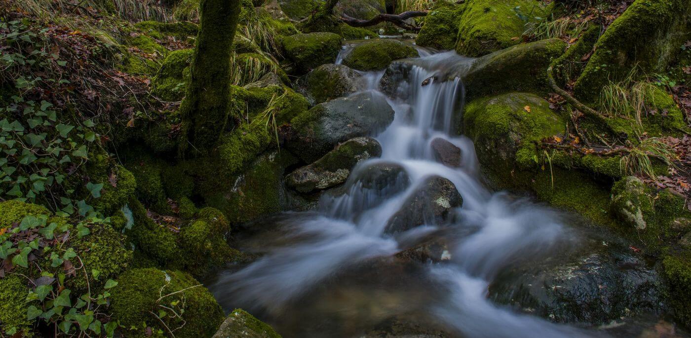 comment régler son appareil photo pour une cascade