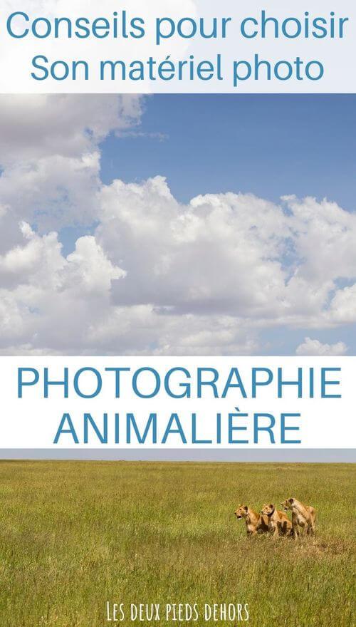 la photo animalière quel objectif choisir