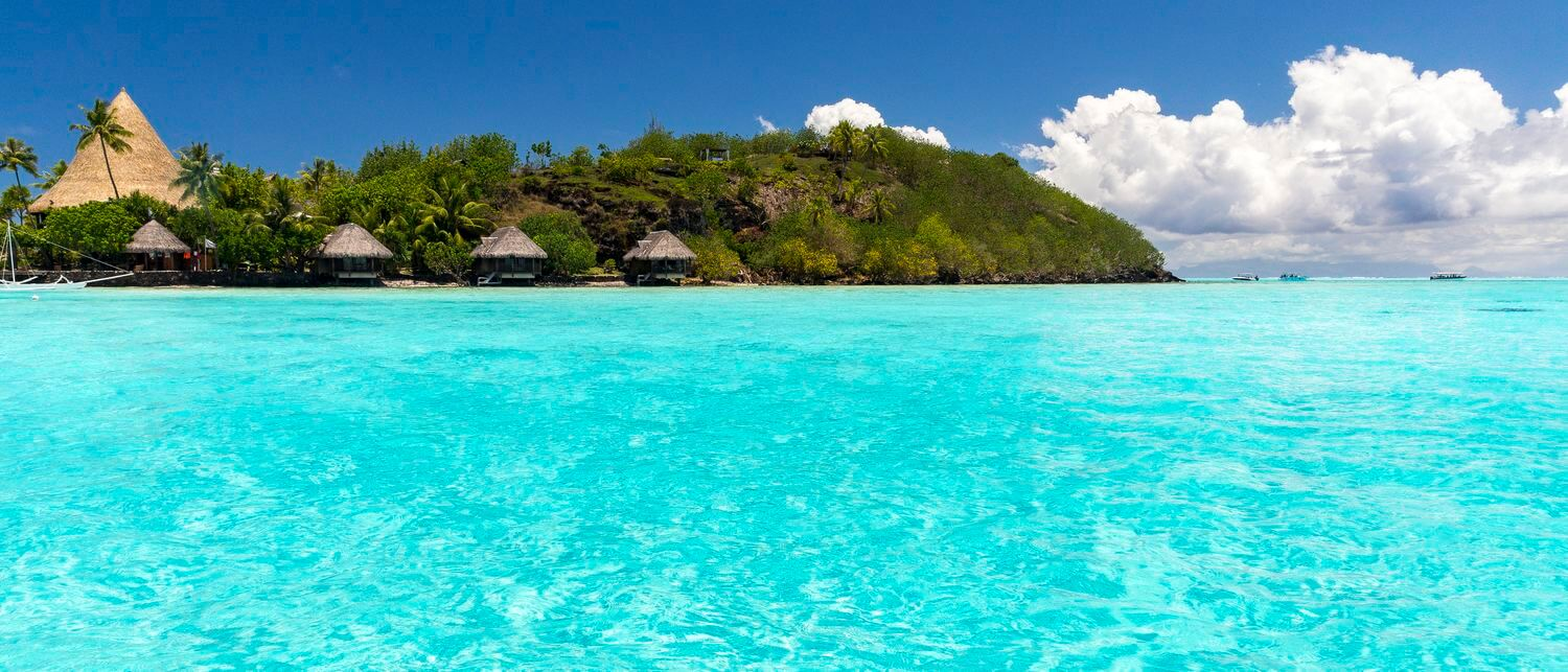 bora bora in the leeward islands
