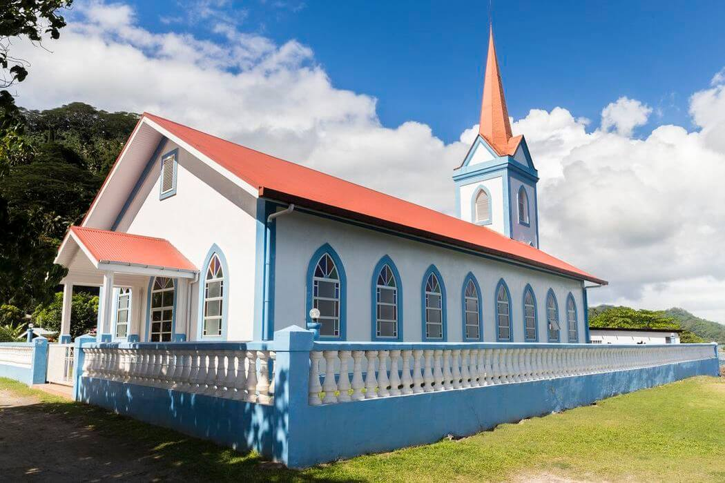 church leeward islands