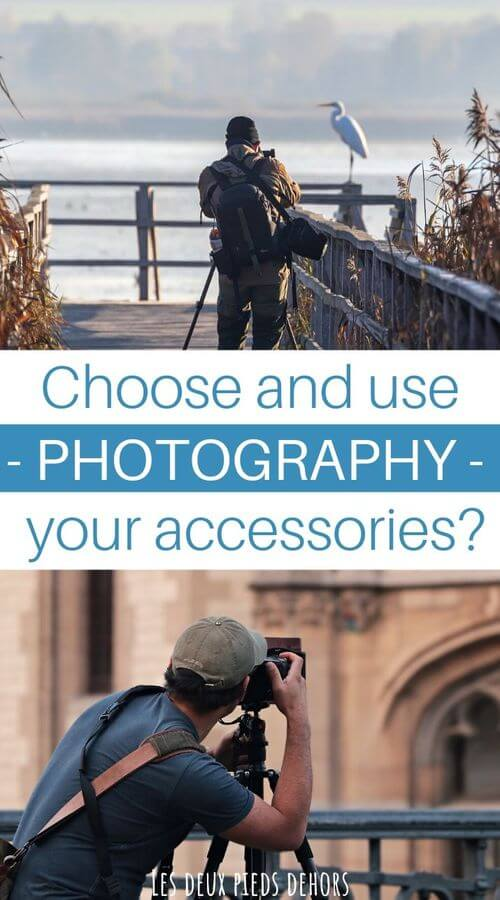 choose and use photography accessories