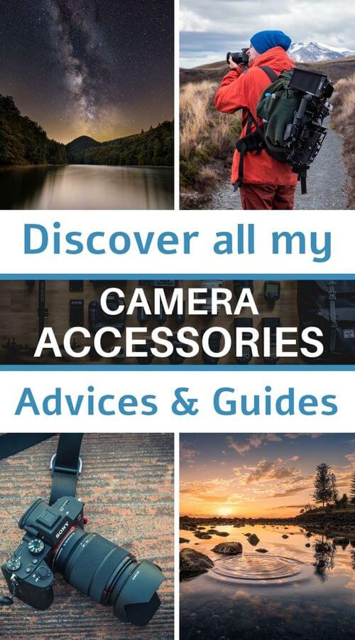 advices and guides for camera accessories