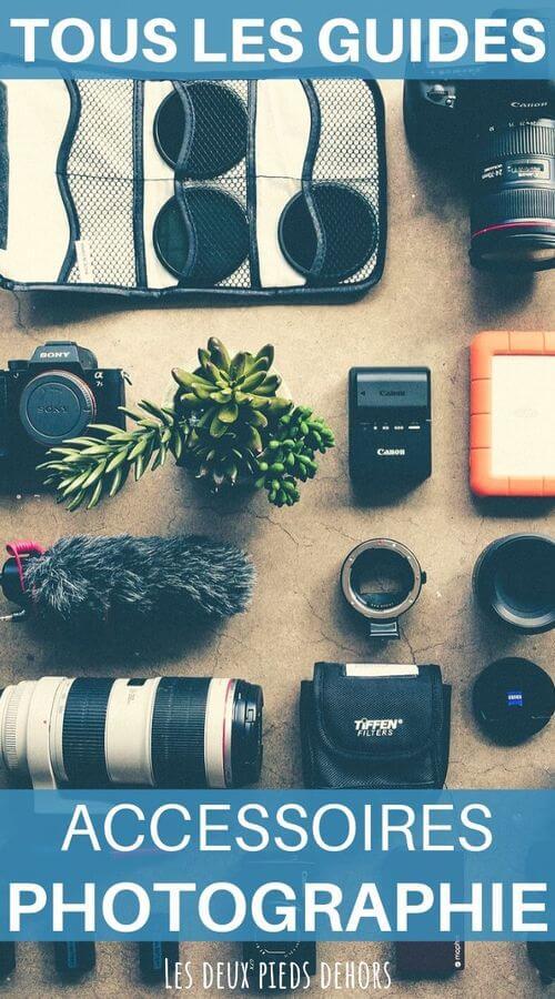 guides accessoire photographie