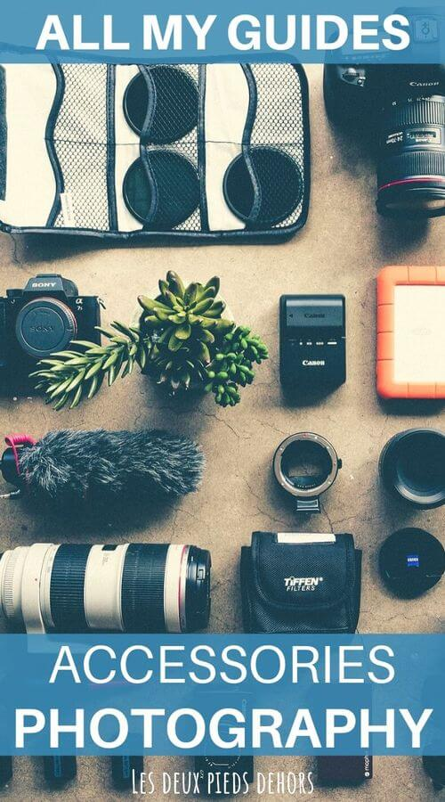 all my guides for photography accessories