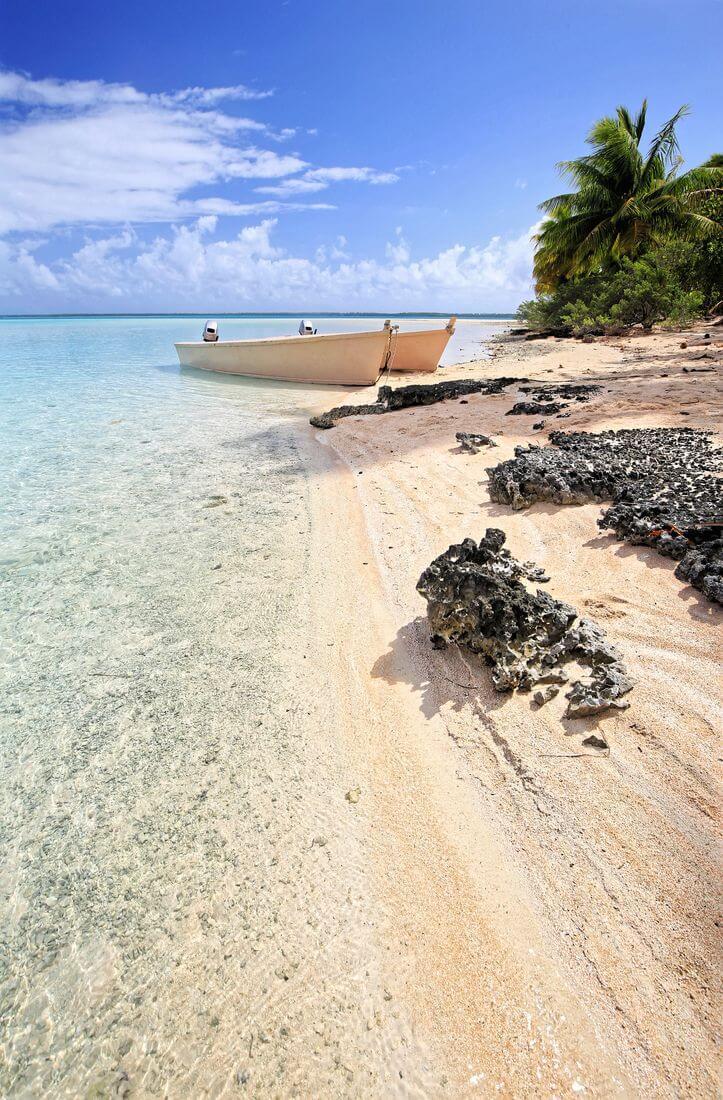 mataiva plage déserte