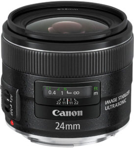 canon 24mm f:2.8 une bonne alternative grand angle