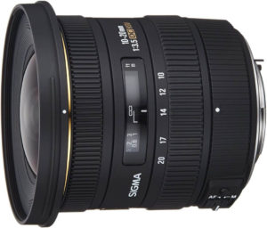 a nice wide angle lens for canon at low price