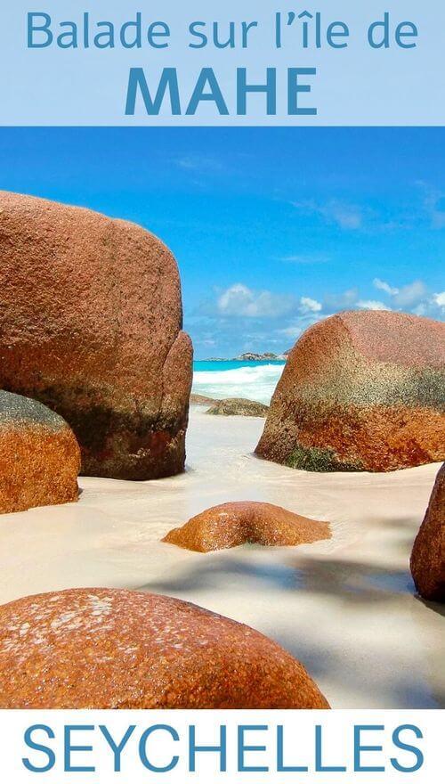 île de mahé aux seychelles