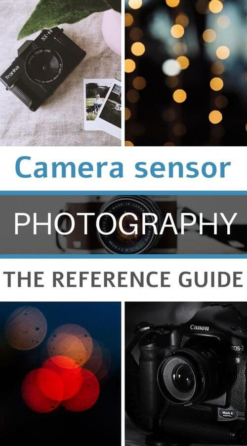sensors in photography