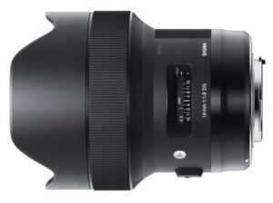 which filter holder for the sigma 14mm f/1.8