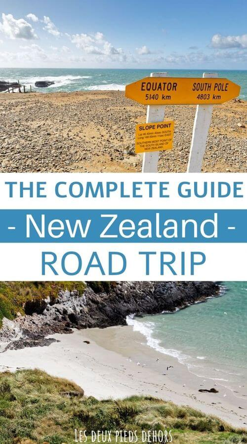the complete guide for a road trip in new zealand