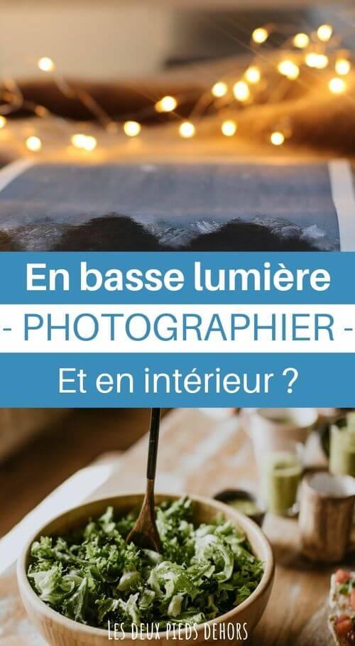 photo basse lumière et intérieur