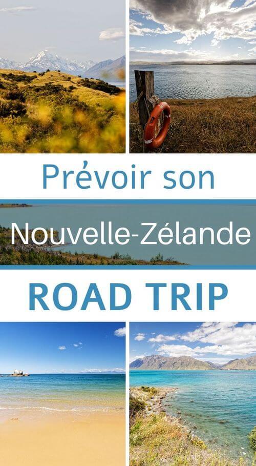 road trip nouvelle zélande