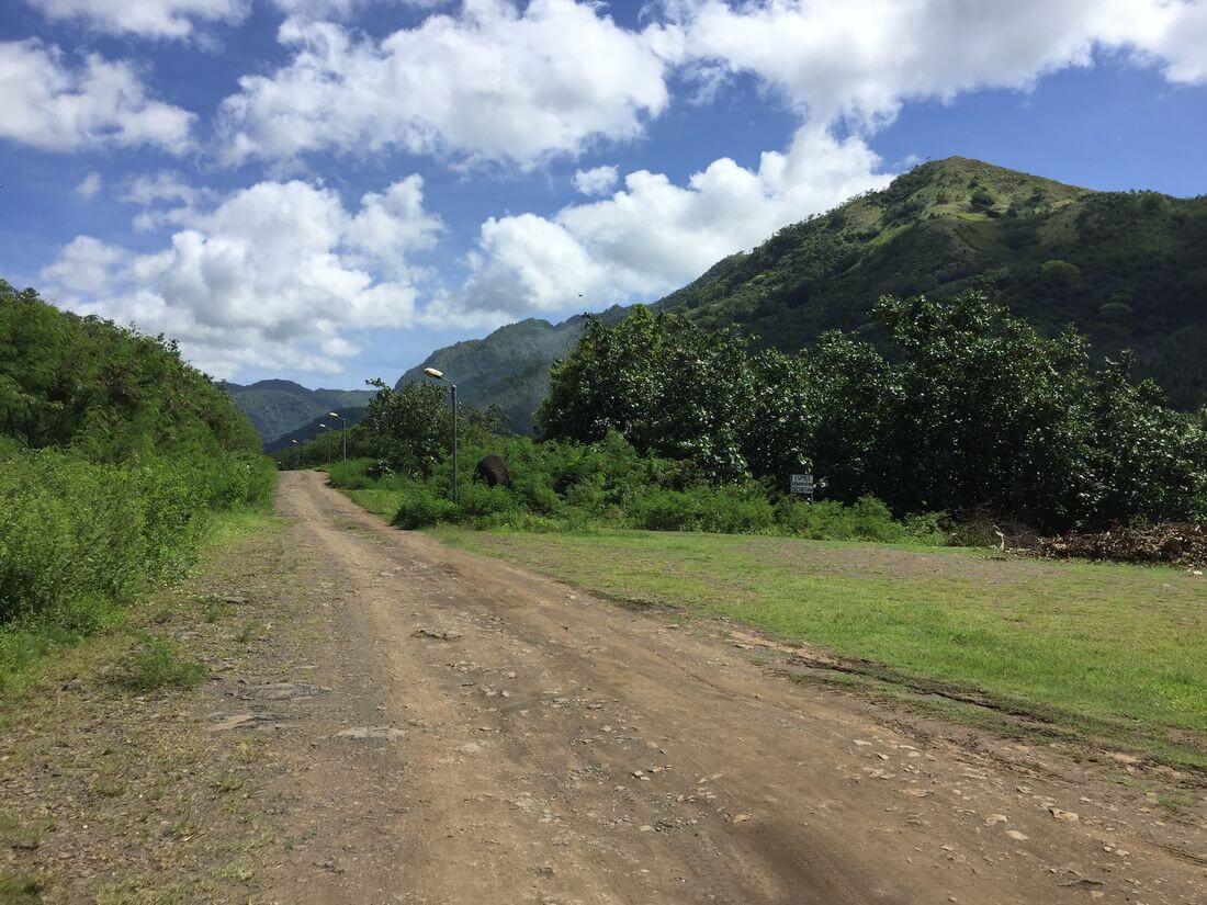nuku hiva roads