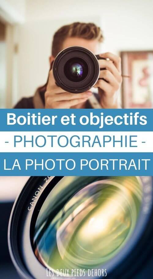 choisir son matériel photo pour le portrait