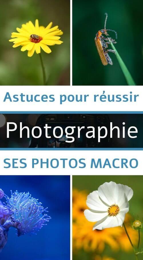 astuces pour photo macro