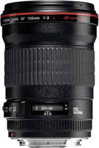 canon lens portrait photography