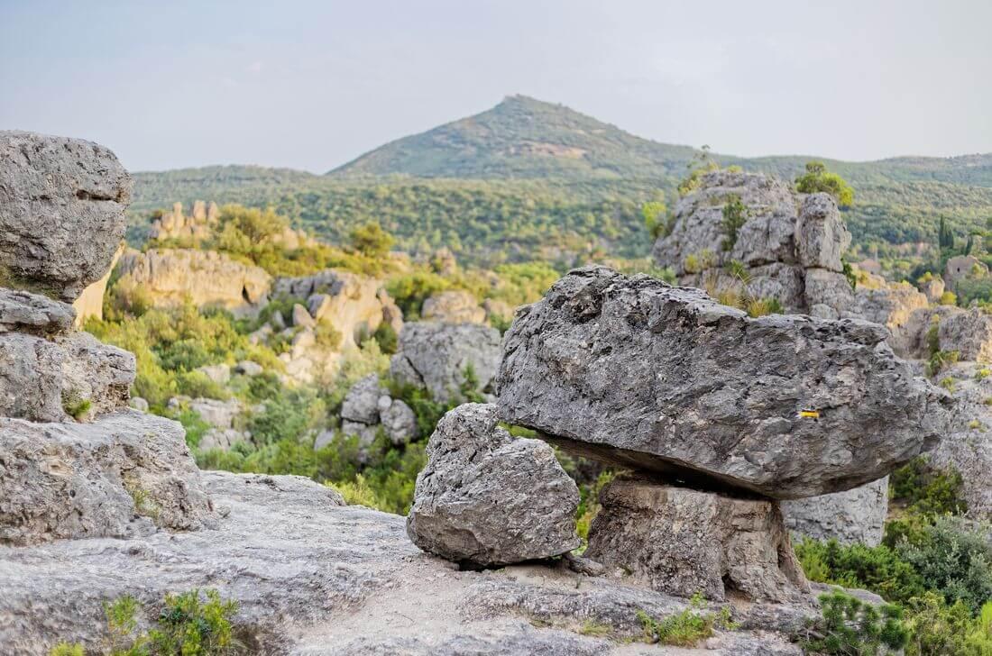 roche à mourèze