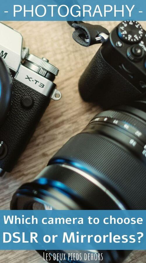 mirrorless and dslr the differences