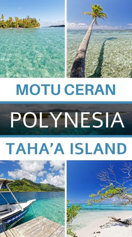 island of tahaa ceran