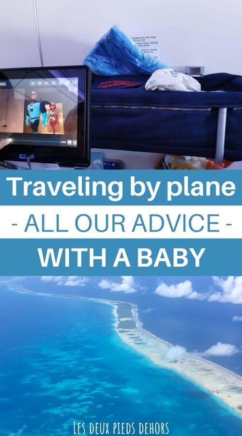 baby plane travel