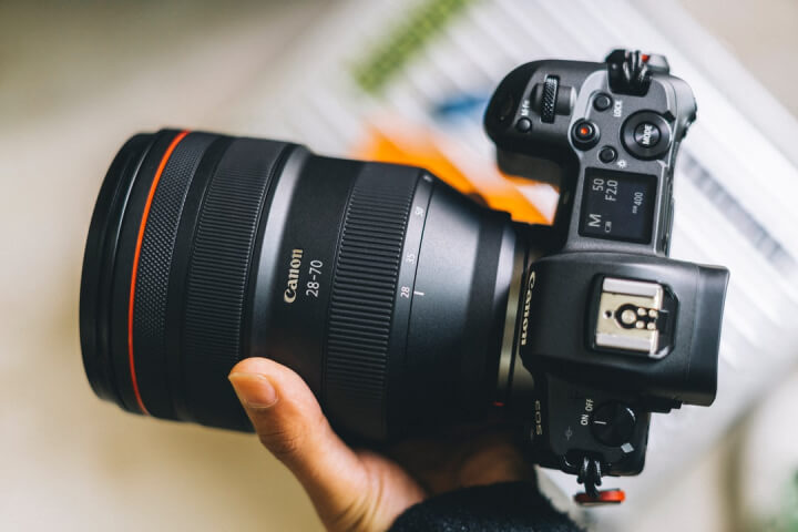 All lenses for Canon RF mount