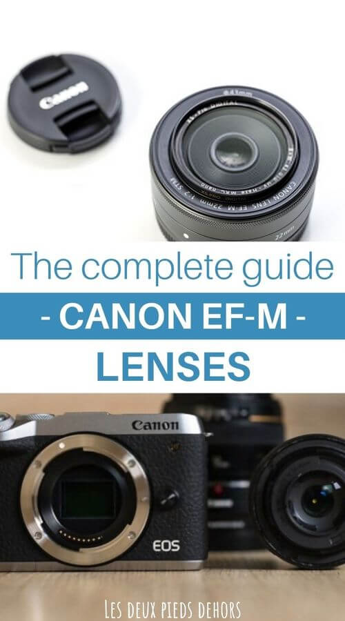 guide photography canon ef-m