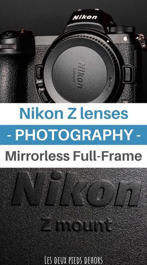 list photography nikon Z