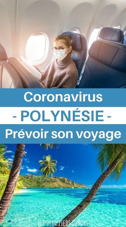 Comment a voyager en Polynésie avec le Covid _