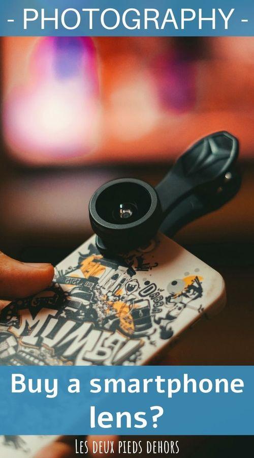Buy a smartphone lens