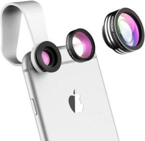 pixter objectif smartphone