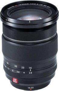 objectif Fujinon XF 16-55mm f:2.8 R LM WR