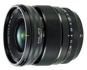 objectif Fujinon XF 16mm f:1.4 R WR
