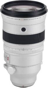 objectif Fujinon XF 200mm f:2 R LM OIS WR