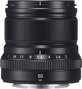 objectif Fujinon XF 50mm f:2 R WR