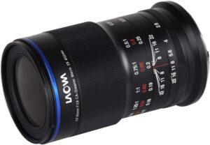 objectif Laowa 65mm f:2.8 2x Ultra Macro