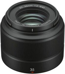 objectif fujinon XC 35mm f:2