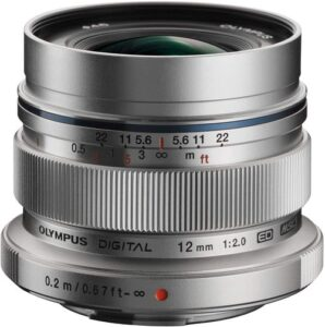olympus 12mm f:2 grand angle fixe micro 4:3