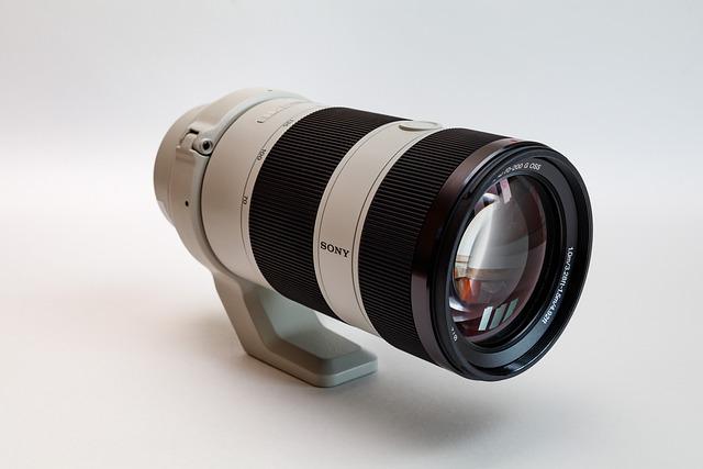 All lenses for Sony FE mount