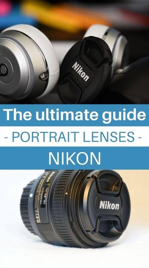 best nikon lenses for shooting portraits