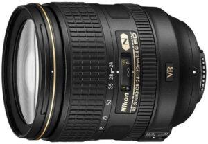Nikon AF-S 24-120mm f:4G VR