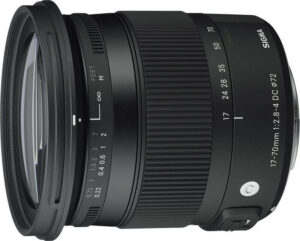 Sigma DC OS HSM macro Contemporary 17-70mm f2.8-4 reflex aps-c