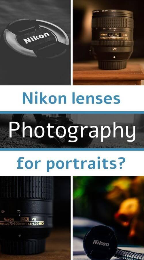 nikon lenses portraits