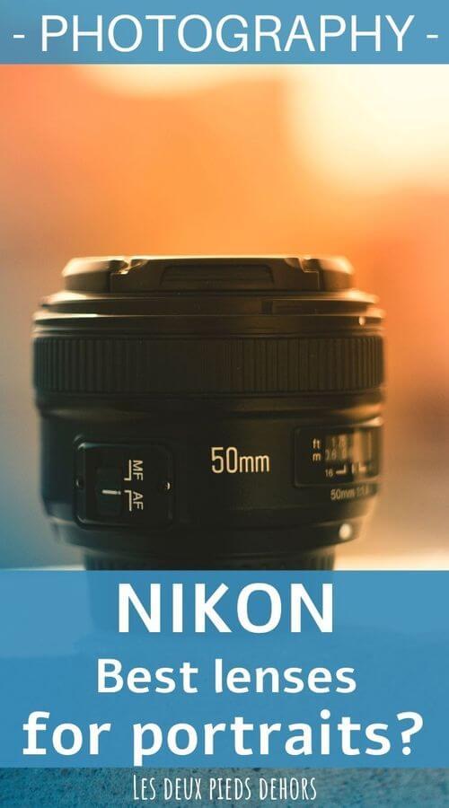 choose which nikon lens for portraits